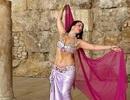 bellydance, восточный танец, танец живота, арабский танец, выступление школы танца 5Life