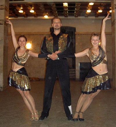 видео уроки танца днд